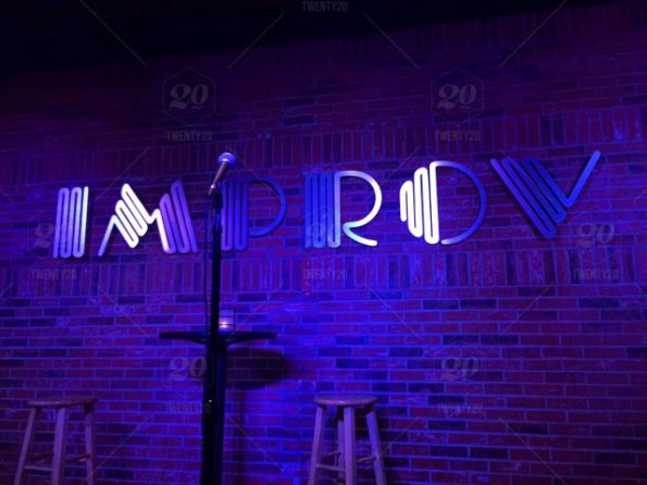 USA comedy clubs