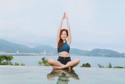 Yoga spots