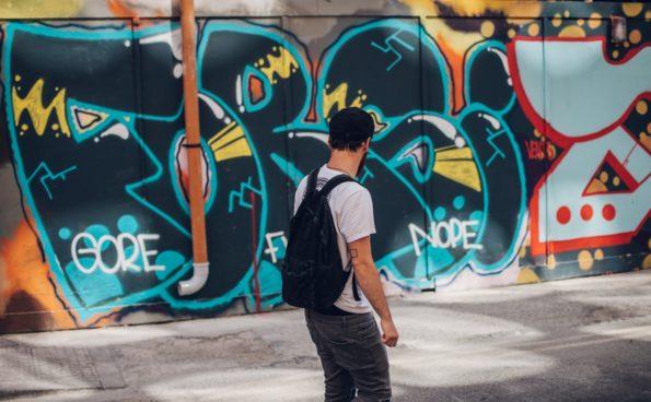 street art cities