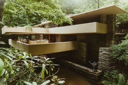 Chillwall, Frank Lloyd Wright Buildings
